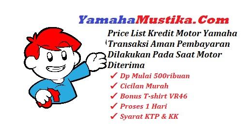 Price List Promo 2019 Kredit Motor Yamaha Dp 300 RB ...