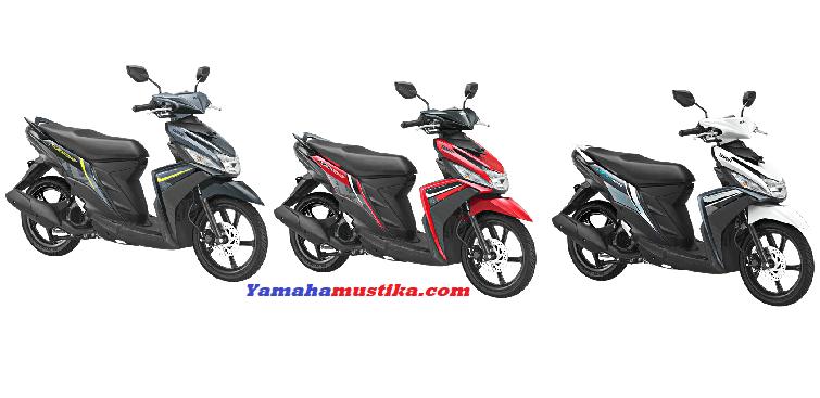 Harga Terbaik Kredit Motor Yamaha Mio M3 125 DP Murah