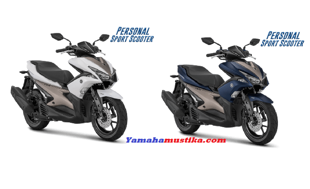 Yamaha Aerox 155vva S version