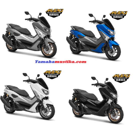 Harga Terbaik Kredit Motor Yamaha Nmax Abs Dp Murah Cicilan Ringan