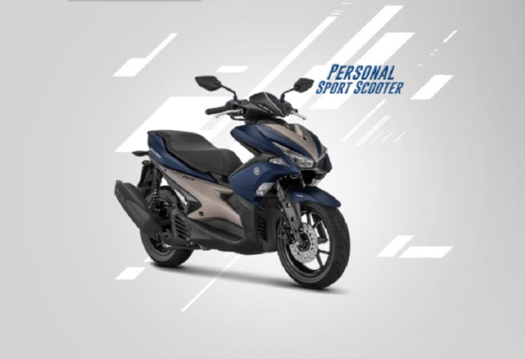 Yamaha Aerox 155Vva S-version