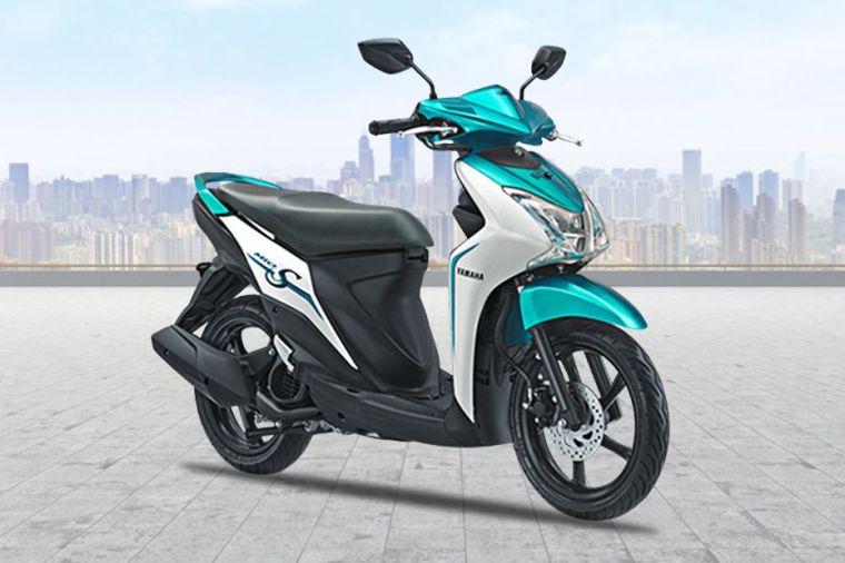 Yamaha Mio S 125