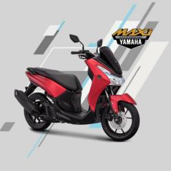 Yamaha Lexi 125 Merah