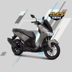 Yamaha Lexi s 125 Grey