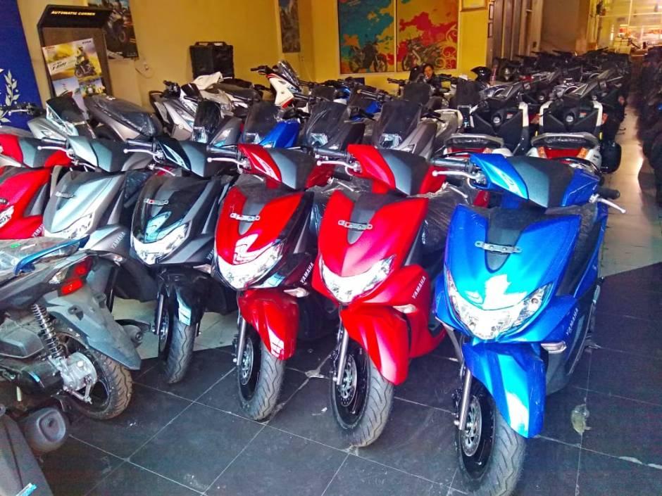 Promo Kredit Motor Yamaha FreeGo DP Murah Cicilan Ringan