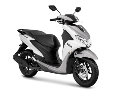 Yamaha Freego putih